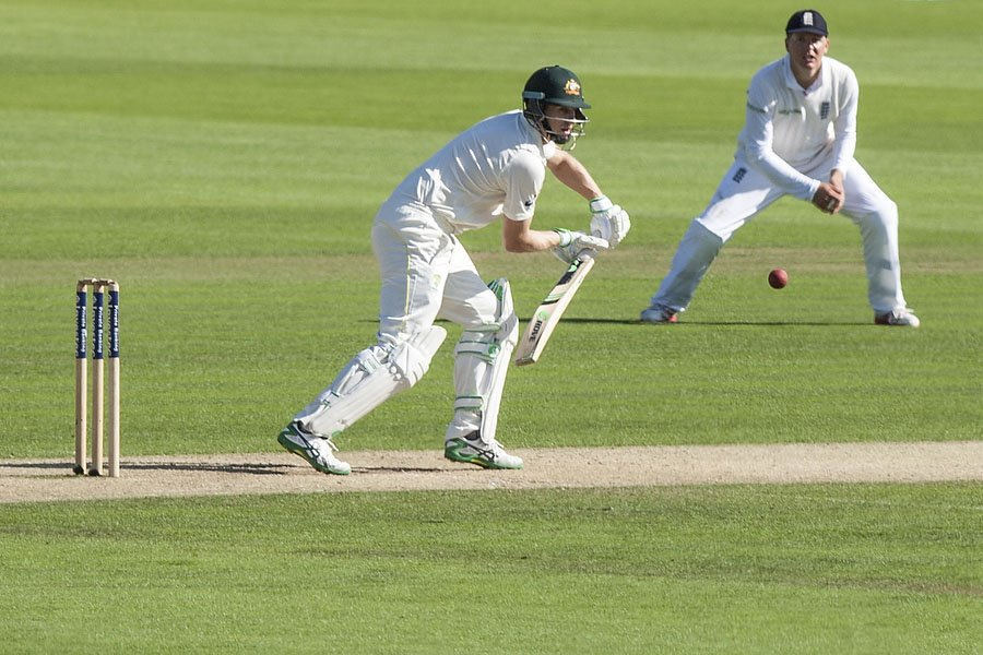 First Ashes Test Match Begins In Cardiff