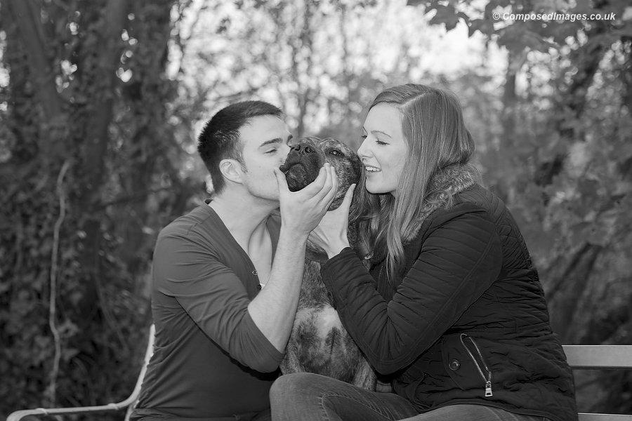 Sara & Stu Engagement