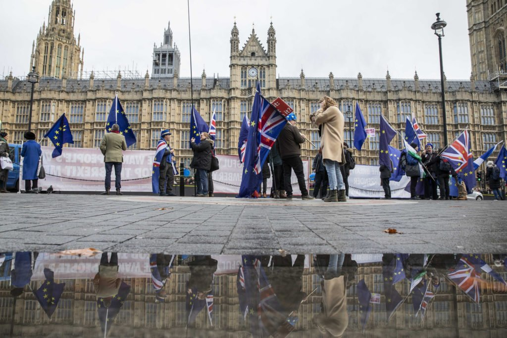 brexit-protest-westminster
